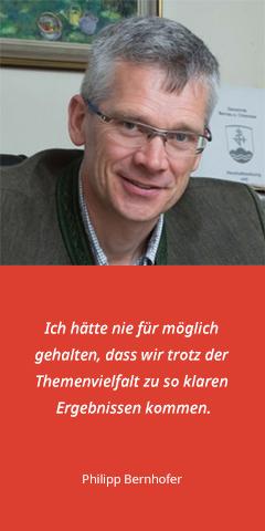 Referenz: Bernhofer
