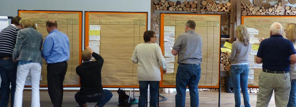 AgoraKomm: Fortbildung: Moderationskompetenz
